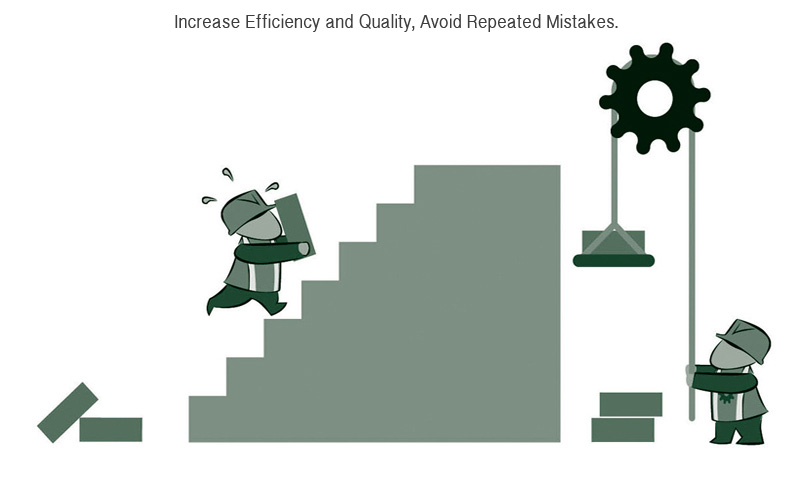 Increase efficiency and increase your bottom line