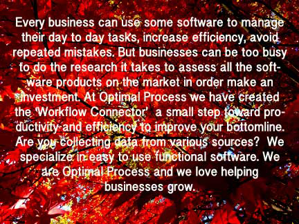 workflow, connect, software, business,bottomline,mistakes, efficiency,productiviy